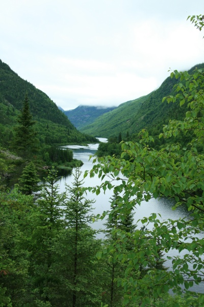 Haute Gorges riviere malbaie